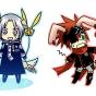 Аниме-арт / Anime Neko-Boys