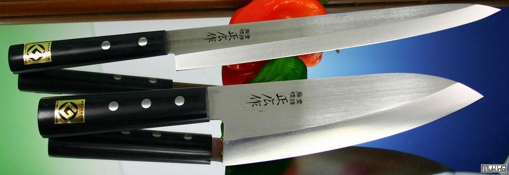 Заточка японских ножей на японских водных камнях (видео, мастеркласс от Koji Hattori)