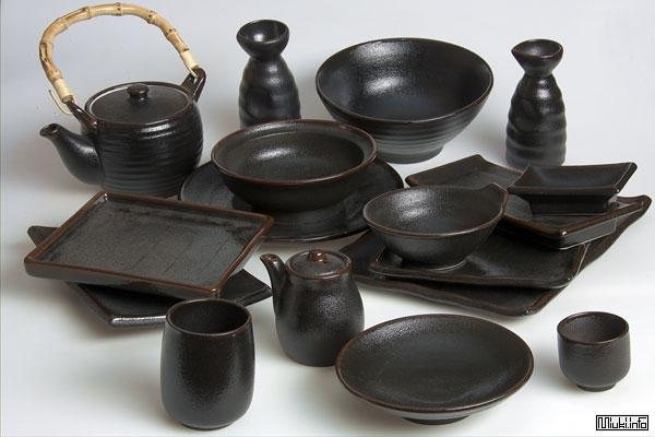 Японская посуда