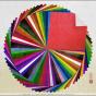 Yoriko Yoshida. workbook/Asialphabet - O [origami]