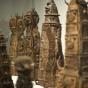Керамические скульптуры. Shinichi Sawada
