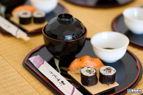 Краткая история японской кухни