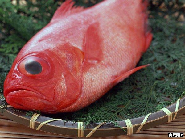 Выбор рыбы для суши