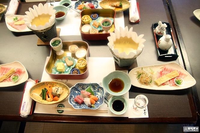 Один из главных секретов японского долголетия - питание
