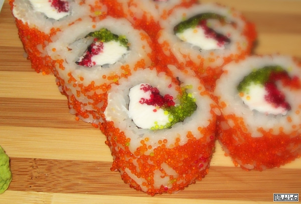 О суши - история, разновидности, приготовление