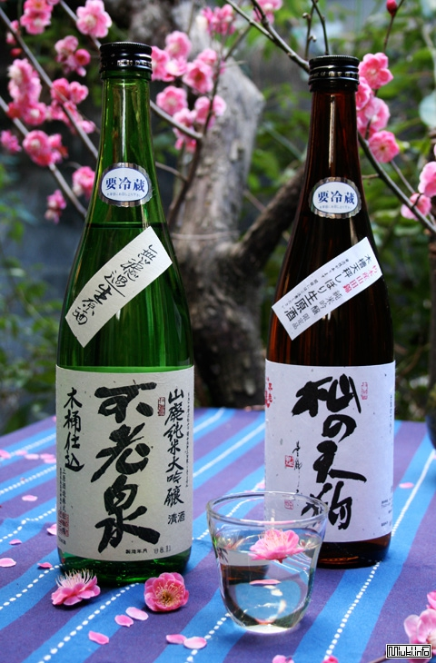 Японский алкоголь и налоги (историческая справка)