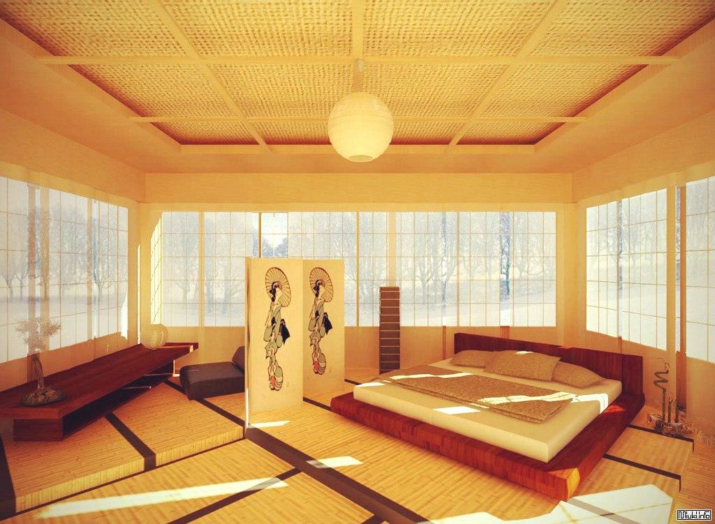 Футон - традиционный японский матрас