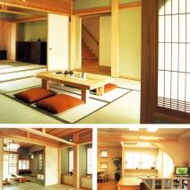 Japanese Interiors +