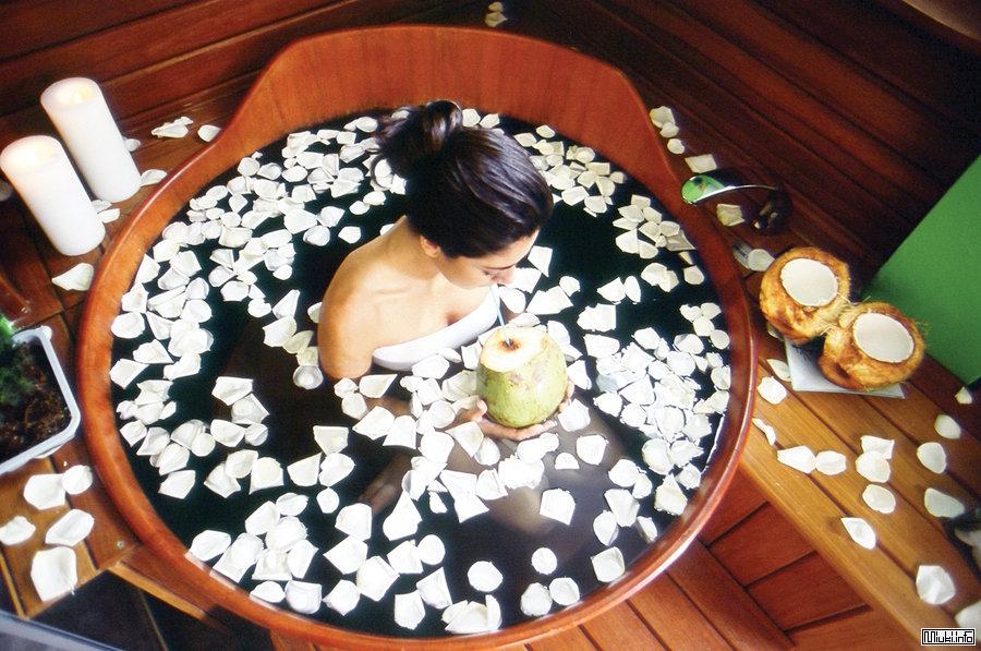 Японский быт. Банные традиции