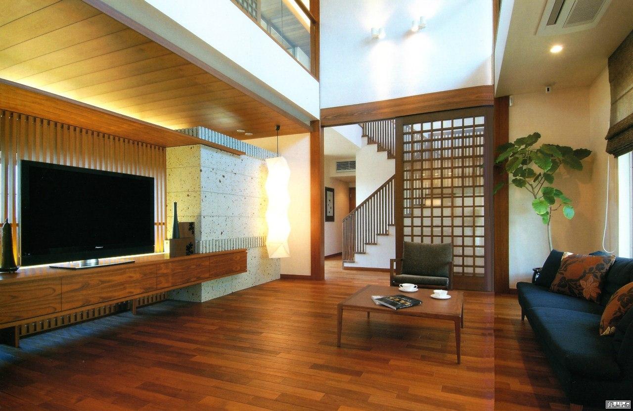 Современный интерьер в японском стиле. Как создать японский минимализм на российских квадратных метрах