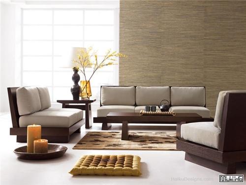 Мебель Японии, четыре правила красивой простоты