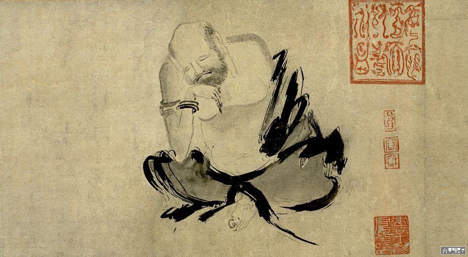 Повесть Три монаха (Из японской повествовательной прозы XV-XVI веков)
