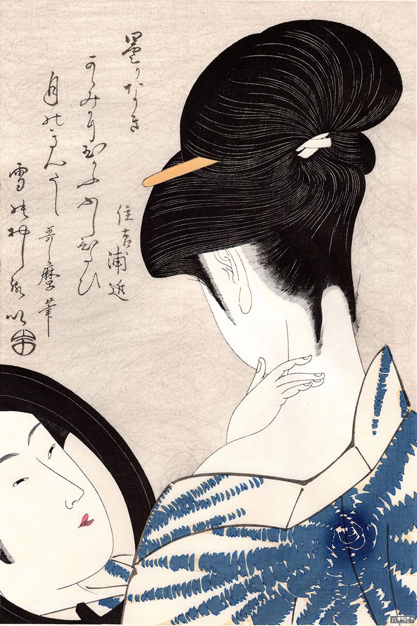Китагава Утамаро