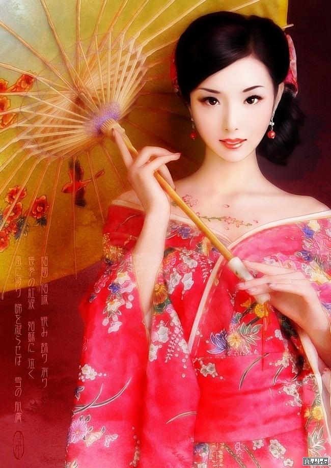 Секреты красоты японских гейш