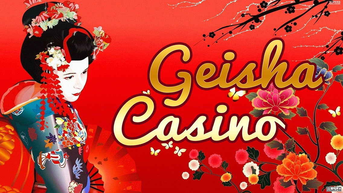 В японские казино не пустят японских гейш