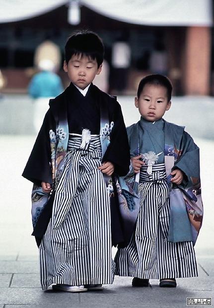 День детей (день мальчиков) в Японии