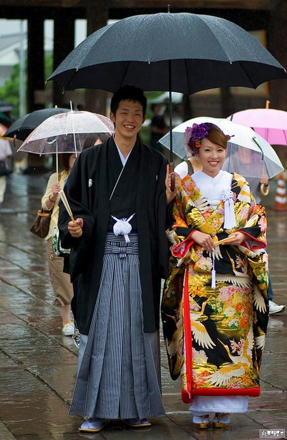 Tsuyu (Цую) - Сезон сливовых дождей