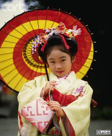 Как отмечают День детей в Японии