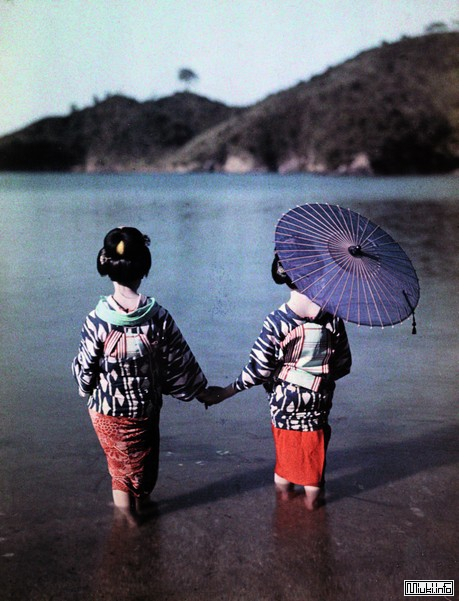 Шокирующие наряды по-японски
