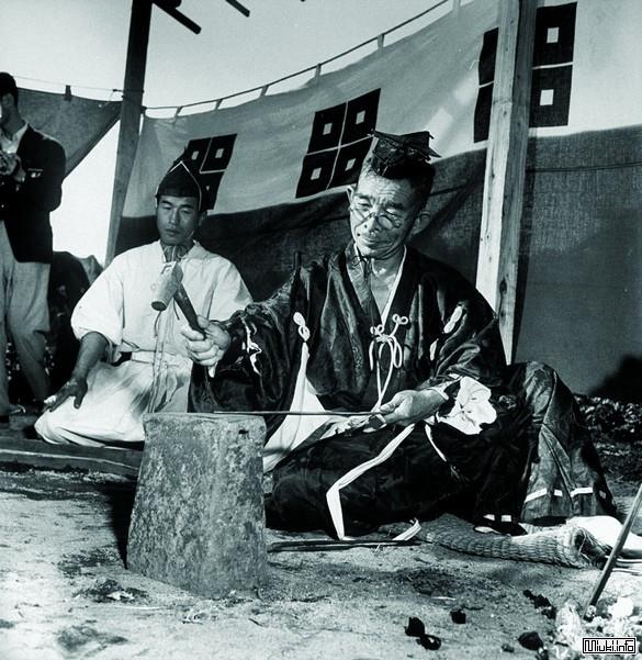 Интервью с японским мастером-кузнецом - Душа самурая