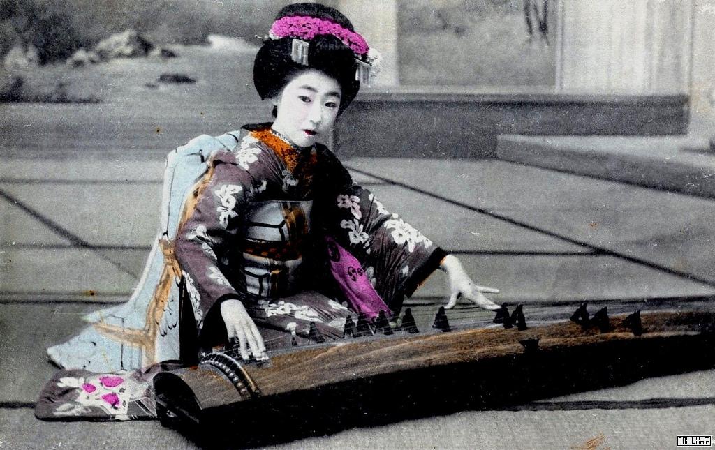 Кото (музыкальный инструмент)