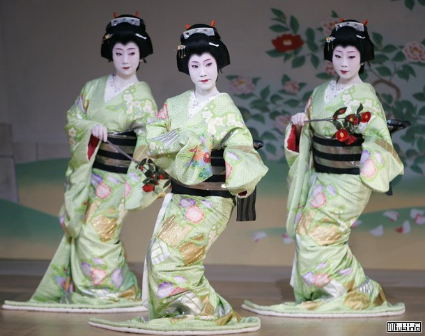 Красота по-японски. Гейши