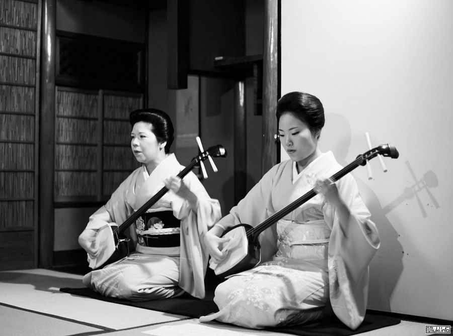 Краткая история музыки в Японии