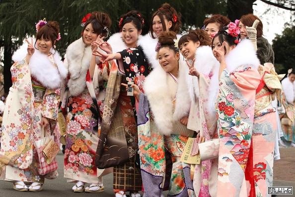 Несколько слов о кимоно