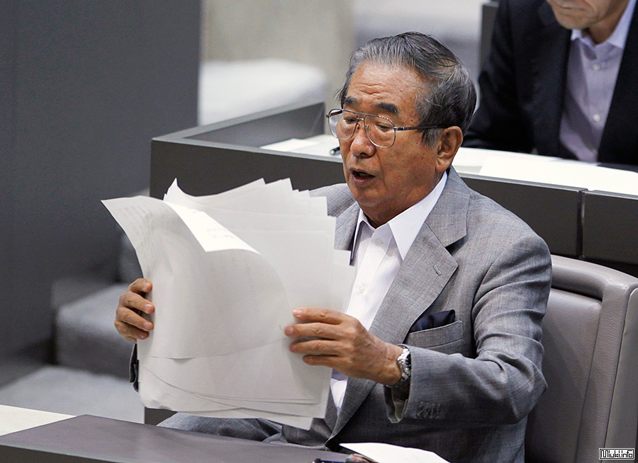 Выгода от легализации казино в цифрах. Исследования японских губернаторов. Шинтаро Ишихара (Синтаро Исихара)