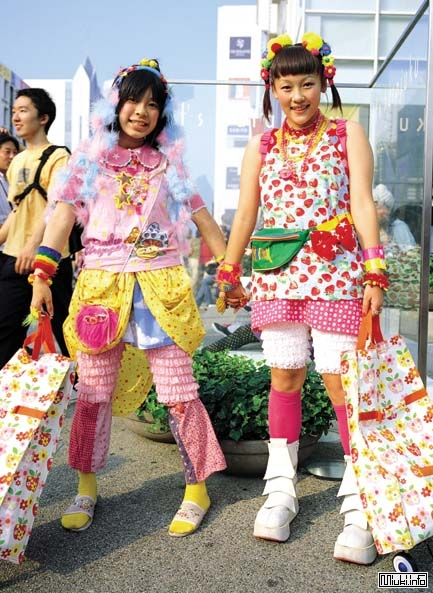 Fruits - мода для праздника жизни