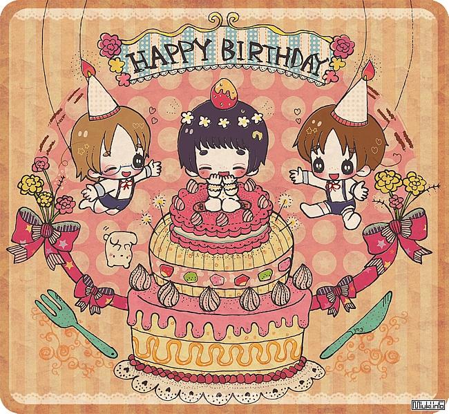 Как японцы отмечают День рождения ребенка