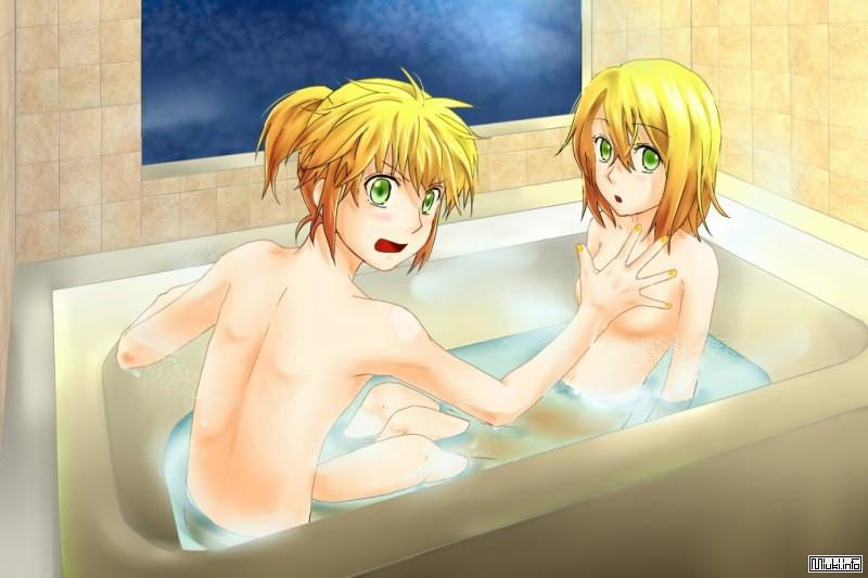Традиционное принятие ванны в Японии