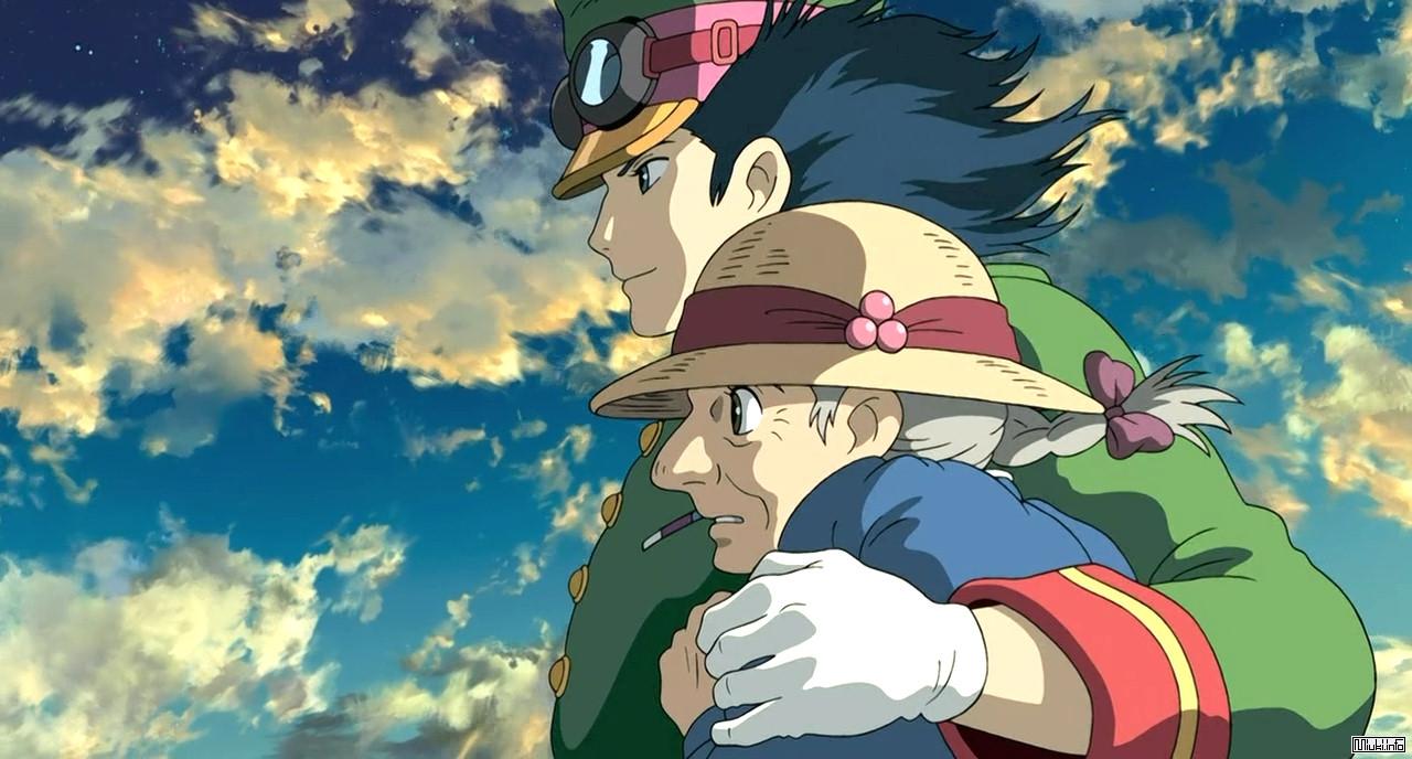 Удивительный мир японской анимации