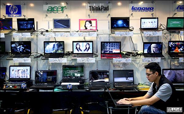 Японцы и компьютеры
