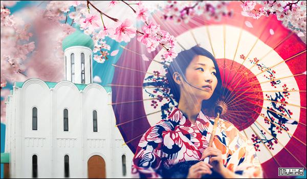 Как выглядят православные храмы в Японии?