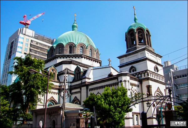 Собор Воскресения Христова (Николай-до), Токио, 1891