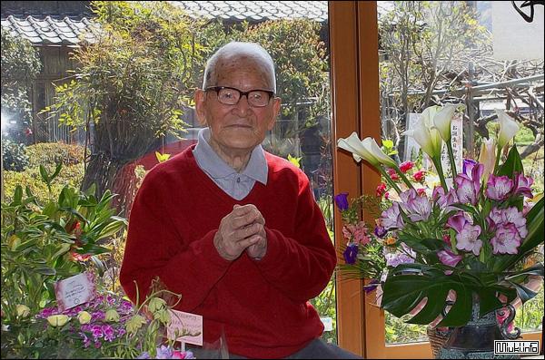 Японские долгожители. Дзироэмон Кимура