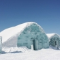 Ice Hotel - гостиница из льда на острове Хоккайдо