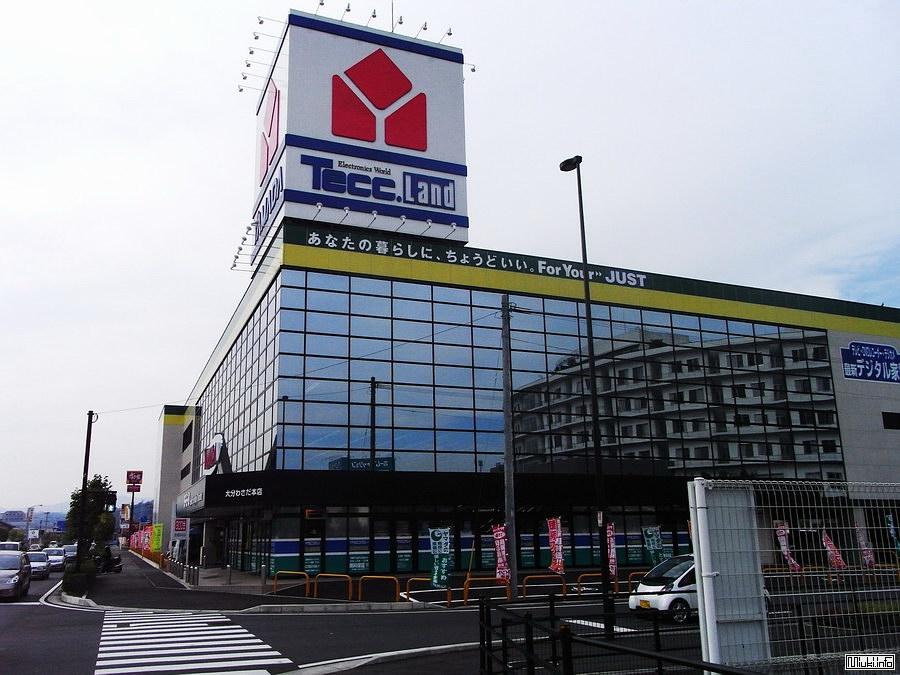 Японские магазины, японская техника
