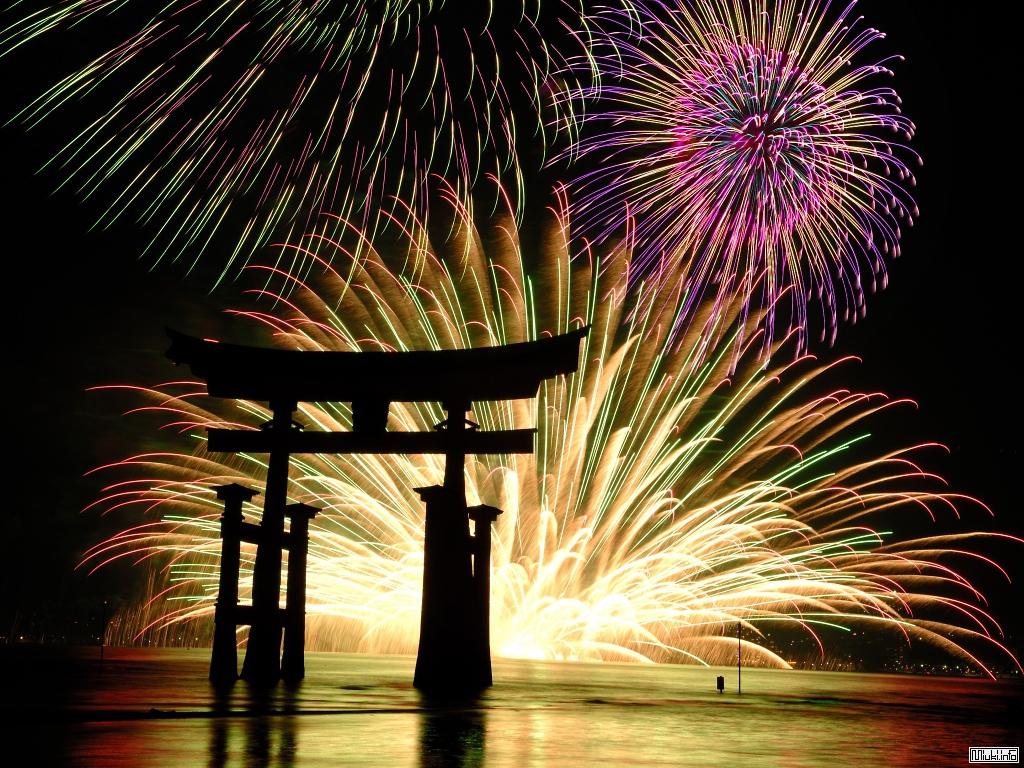 Японский новый год или сёгацу