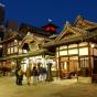 Исторический квартал в Японии