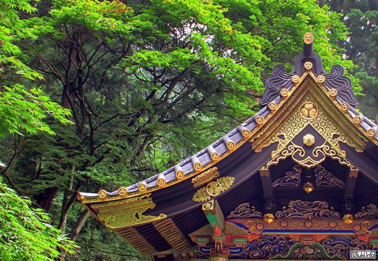 Традиционная архитектура Японии. Конструктивные приемы в архитектуре Китая и Японии