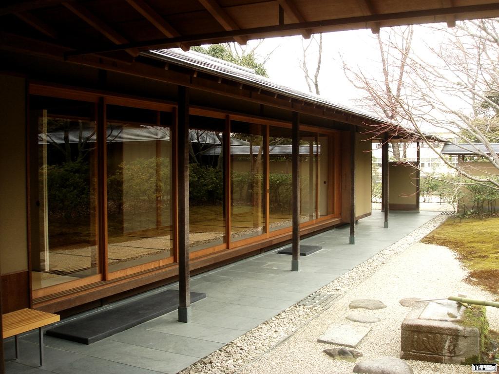 Устройство традиционного японского дома и сада