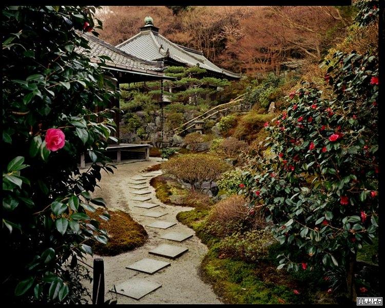 Ландшафтный дизайн в Японии