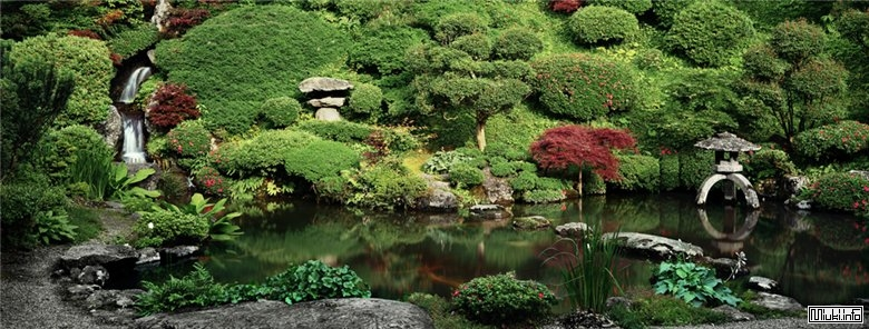 История японских садов