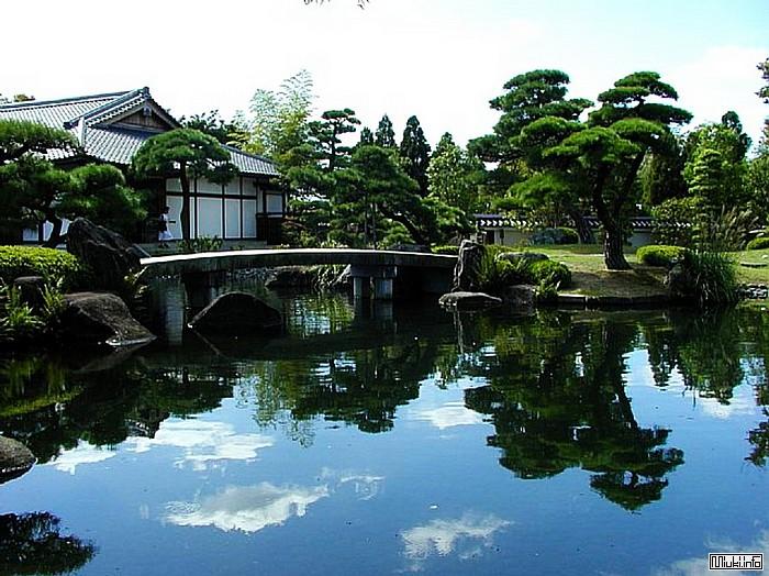 Архитектура Японии (ямадзиро и хирадзиро)