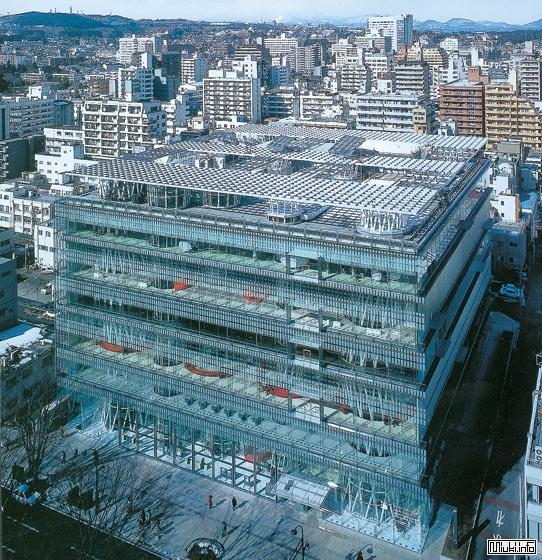 Сохранение исторических традиций в современной архитектуре Японии в рамках Всемирных выставок