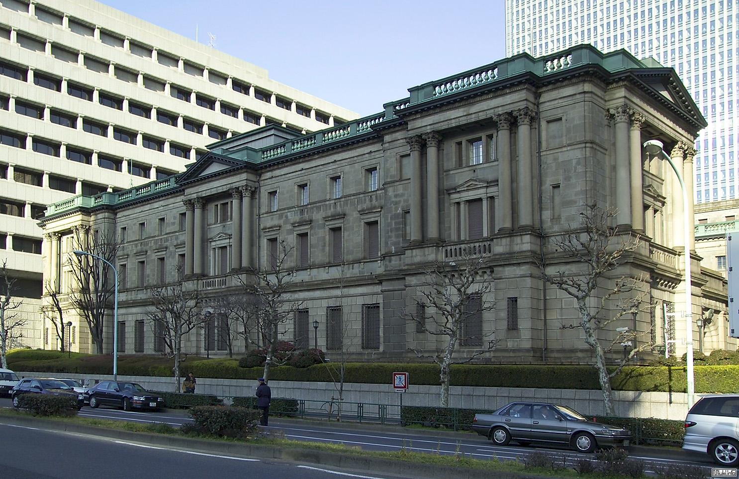 Банк Японии
