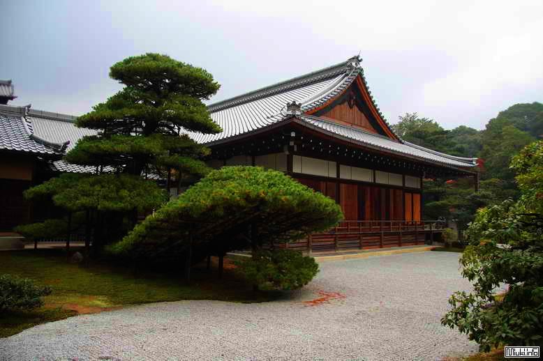 Некоторые достопримечательности Киото