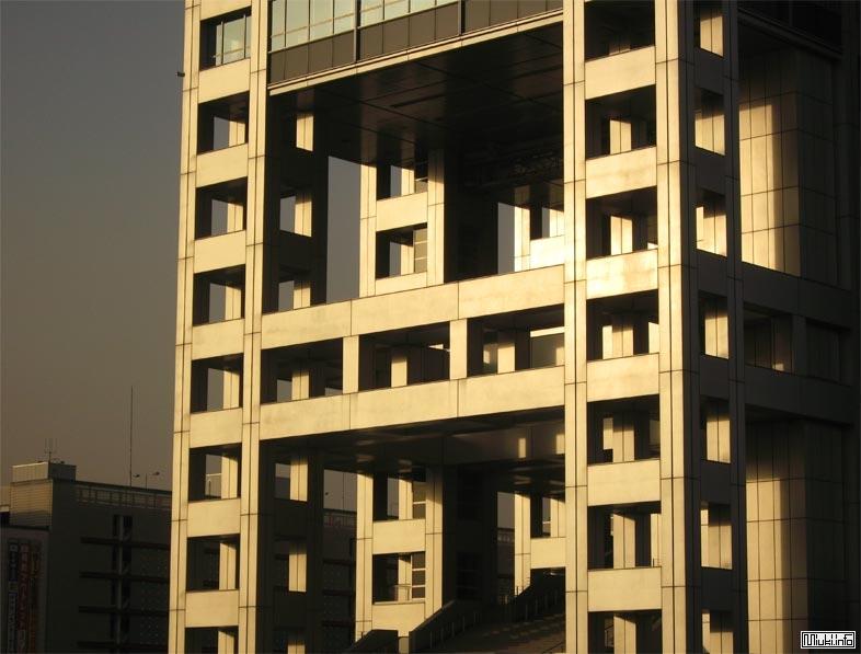 Некоторые особенности строительства и оснащения зданий в Японии